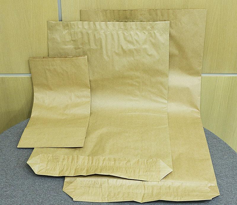 Крафт-мешки бумажные